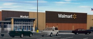 The planned West End Walmart (Courtesy Walmart)